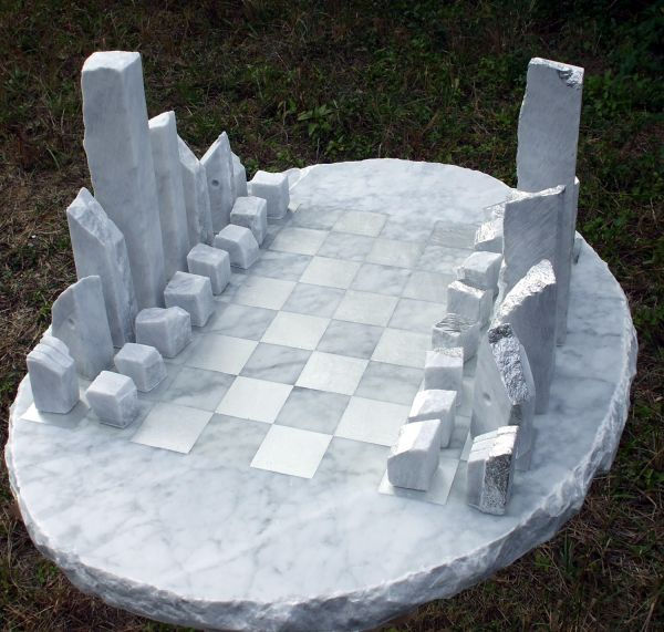 'Chess as Art - New York' by