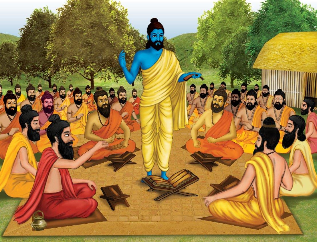 Gurukula-system-of-Education
