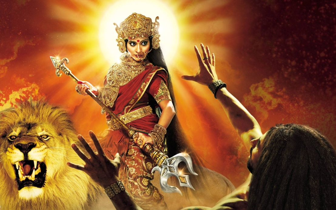 Nivedita, the Kali for theliberals!