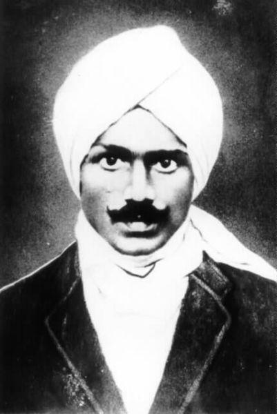 Subramanya_Bharathi