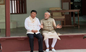 Chinese Prez in Ahmedabad